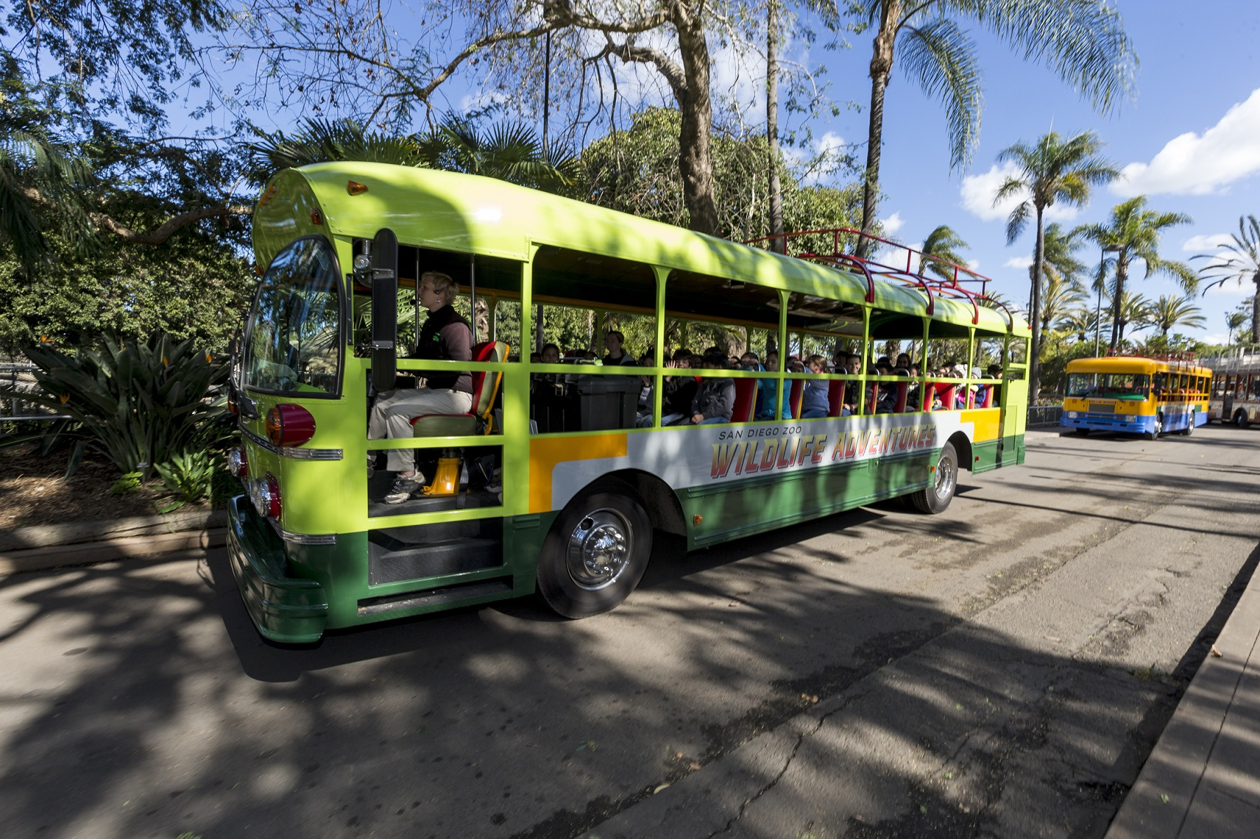 zoo Education bus